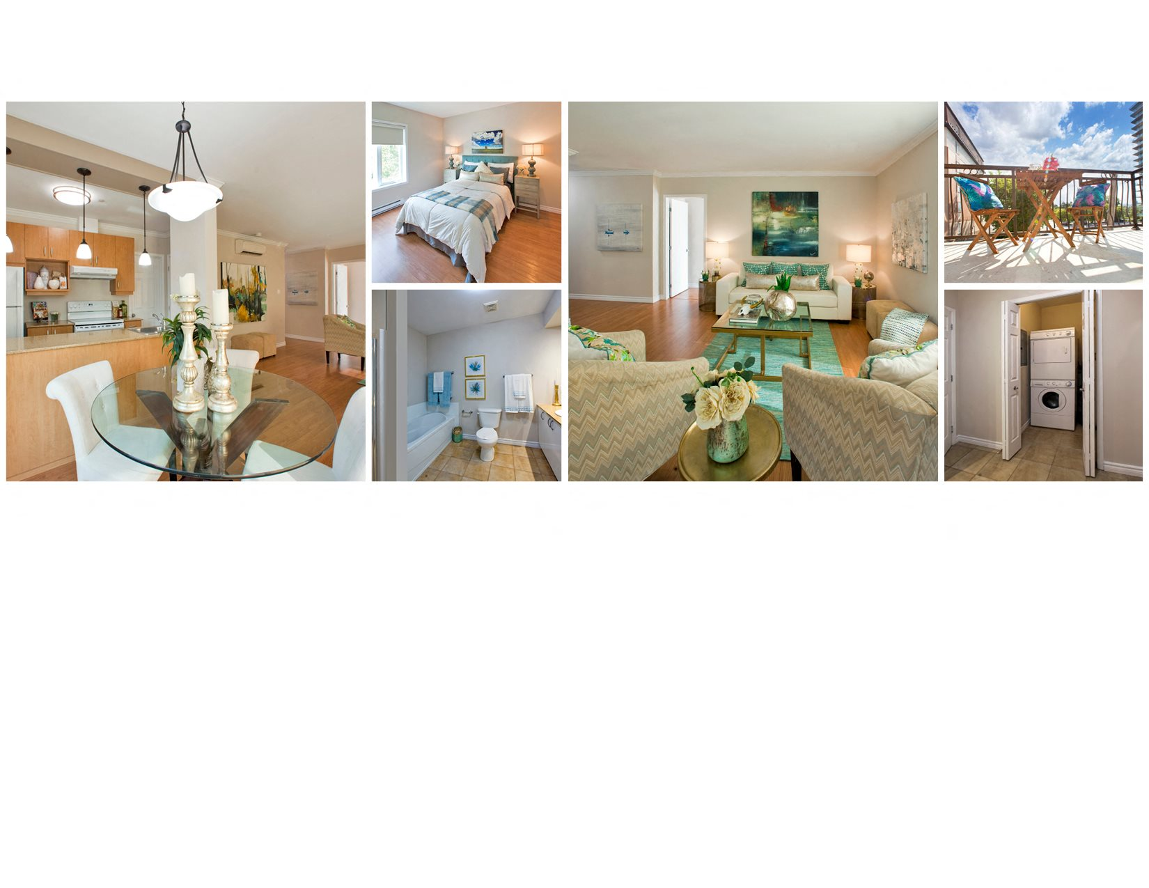 Heritage Lofts Apartments collage of apartment interiors in Gatineau, QC
