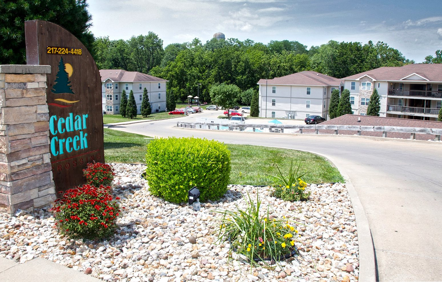 Cedar creek crossing apartments in quincy il Public swimming pools in quincy il