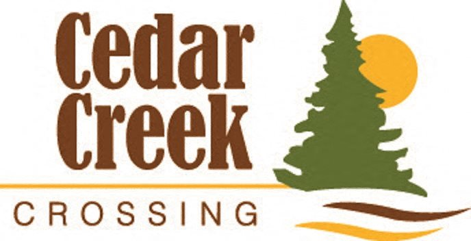 Cedar Creek Crossing Logo