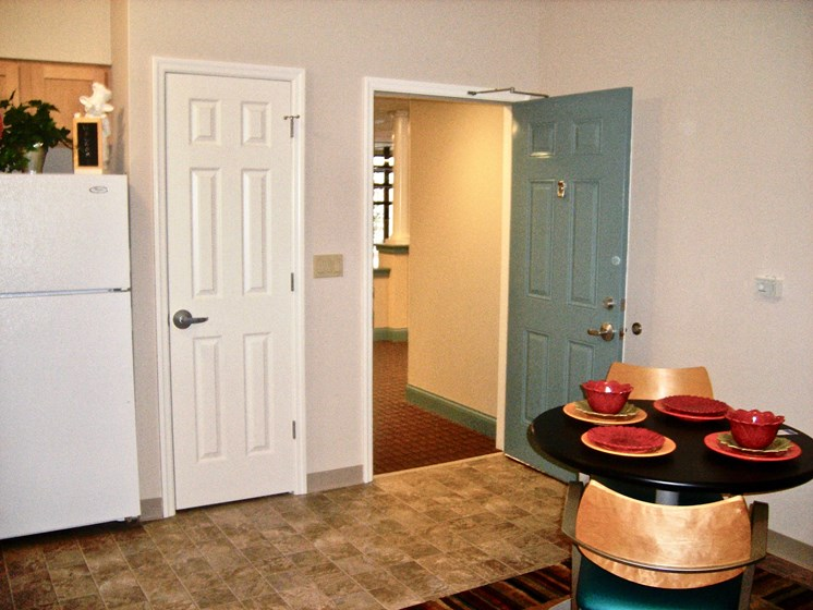 Apartment Entrance