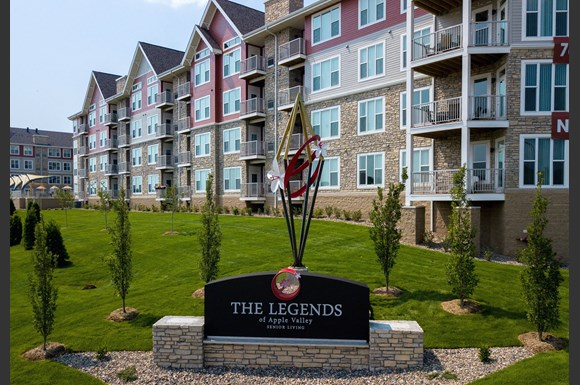 The Legends Of Apple Valley Apartments 14050 Granite Ave Apple Valley Mn Rentcafe