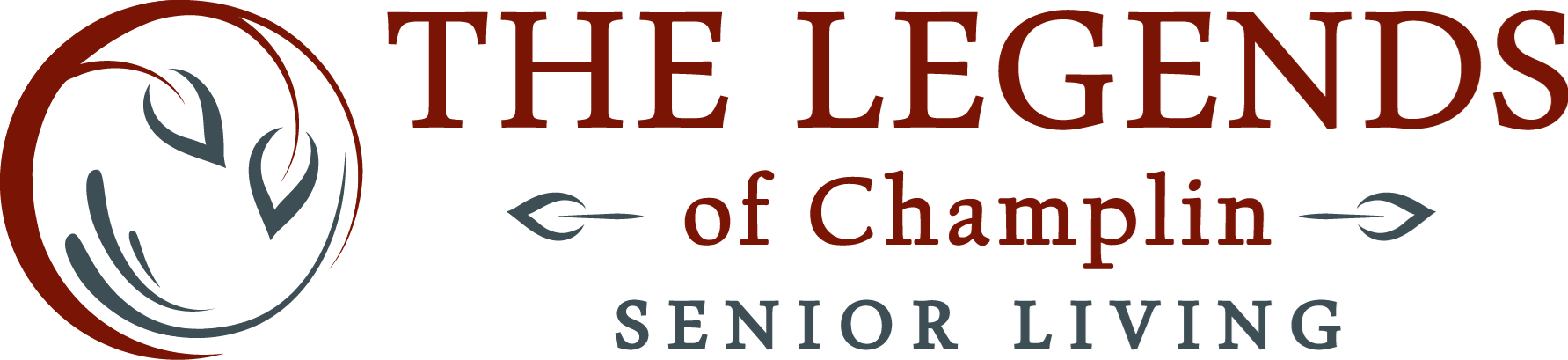 Legends of Champlin Logo