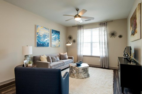 Greenhaven Living room