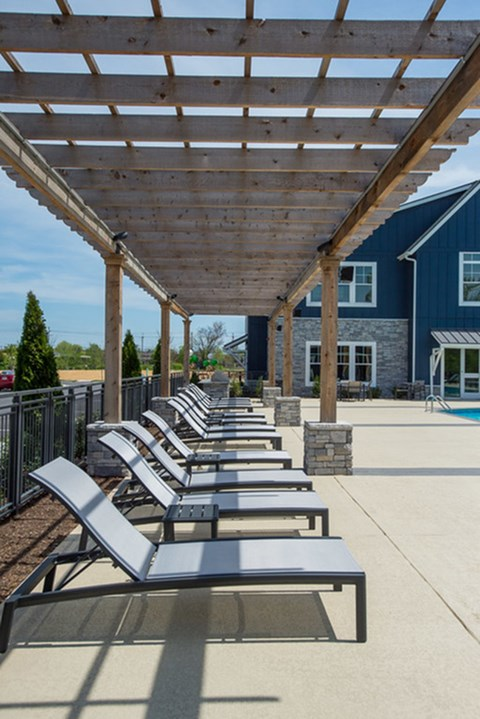 Greenhaven Pool Lounge Area