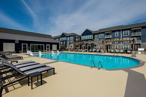Greenhaven Resort Swimming Pool and Fitness Center