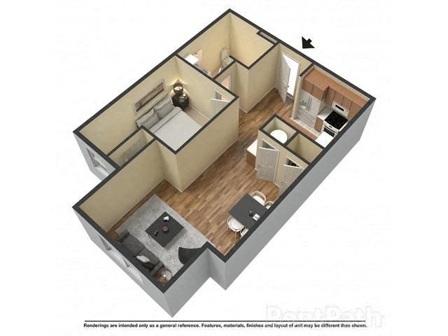 Eagle I Floor Plan 2