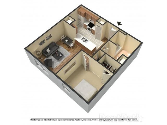 Gator II Floor Plan 4