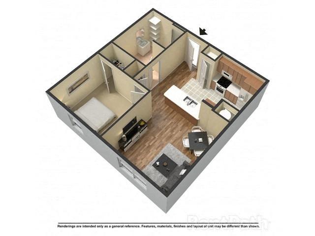 Eagle II Floor Plan 5