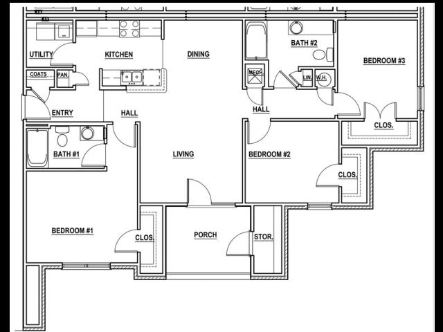 2X2_2 Floor Plan 3