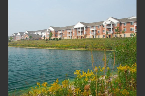 Resort Style Community at Highlands at Wildwood Highlands Apartments & Townhomes 55+, Menomonee Falls, WI,53051