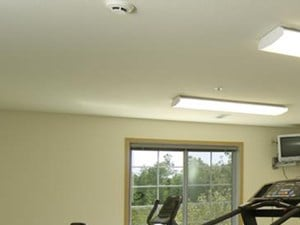 Cardio Equipment at Highlands at Wildwood Highlands Apartments & Townhomes 55+, Menomonee Falls, WI,53051