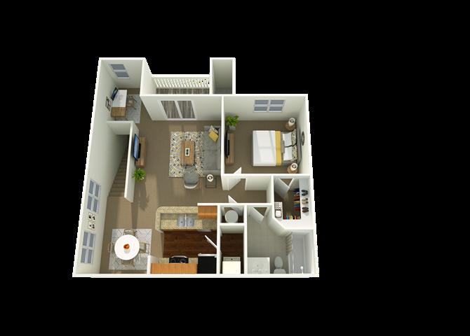 Aspen 2 Floor Plan 2