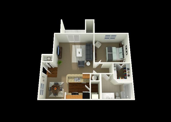 Birch 1 Floor Plan 3
