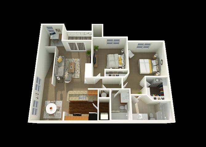Cedar 2 Floor Plan 6
