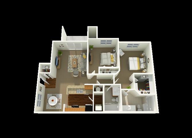 Cedar 1 Floor Plan 5