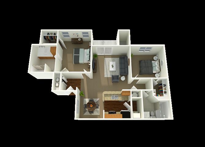 Laurel 1 Floor Plan 7