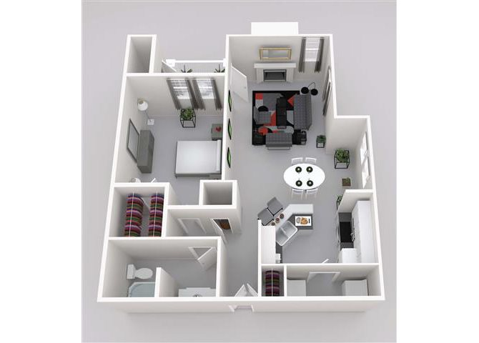 Carlsbad Floor Plan 4