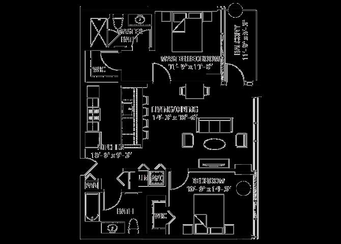2.1 Floor Plan 13