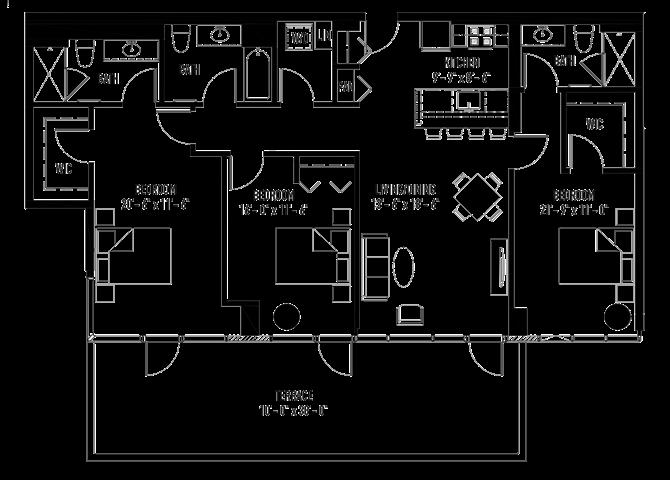 3.1 Floor Plan 18