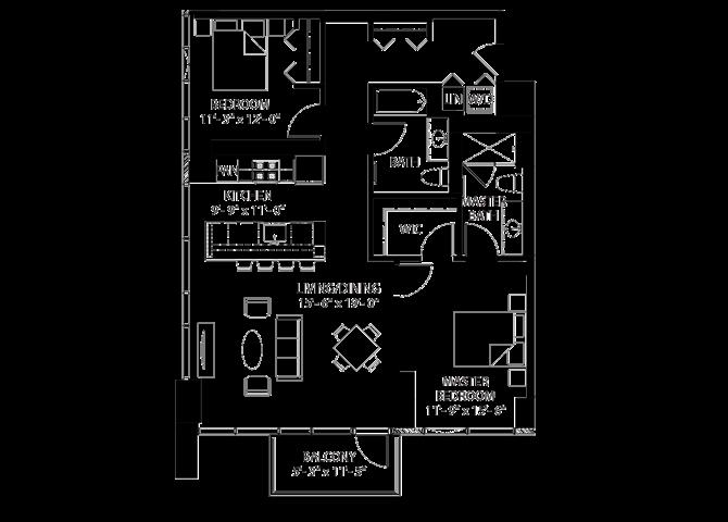 2.5 Floor Plan 17
