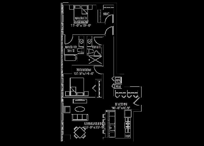 2.4 Floor Plan 16