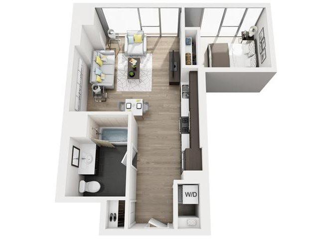 1.1 Floor Plan 5