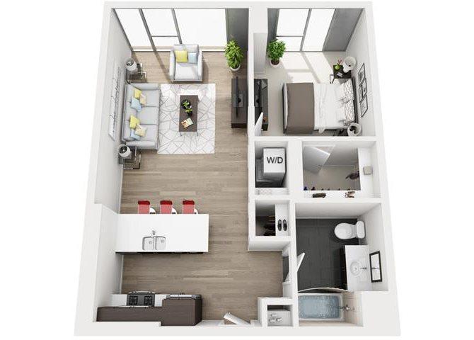 1.4 Floor Plan 8