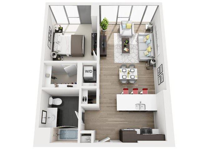 1.5 Floor Plan 9