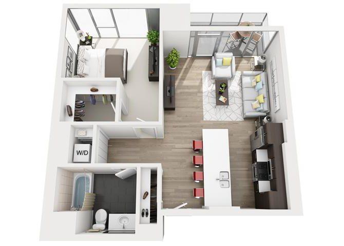 1.6 Floor Plan 10