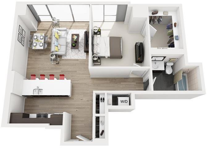 1.8 Floor Plan 12