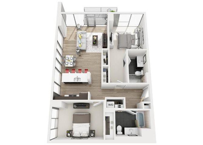2.3 Floor Plan 15