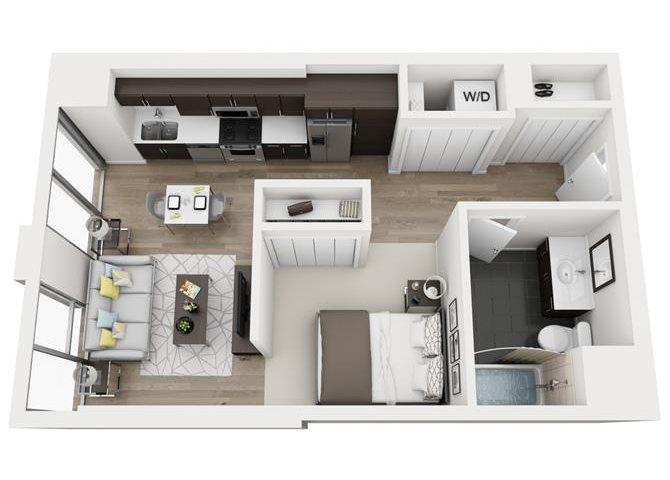 0.1 Floor Plan 1