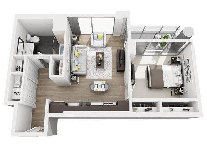 1.2 Floor Plan 6