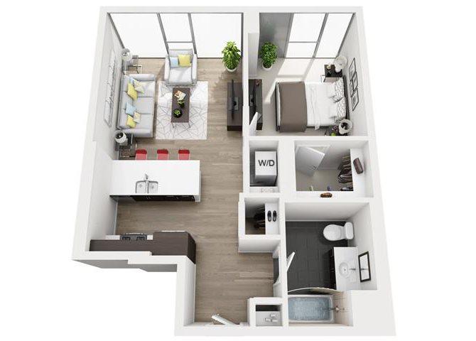 1.3 Floor Plan 7