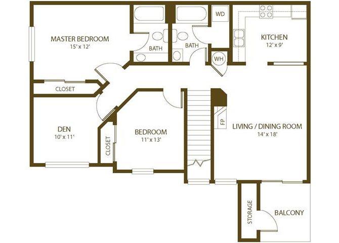 Drake Floor Plan 5