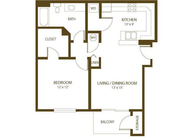 Mallard Floor Plan 1