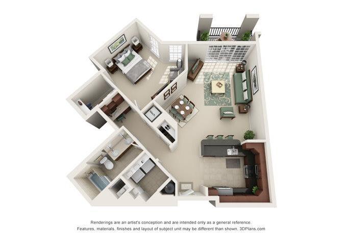 Devonshire Floor Plan 4