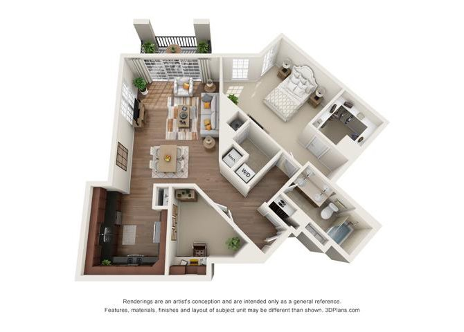 Hampton Floor Plan 5