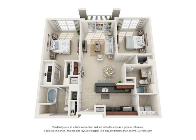 Hunter Floor Plan 6