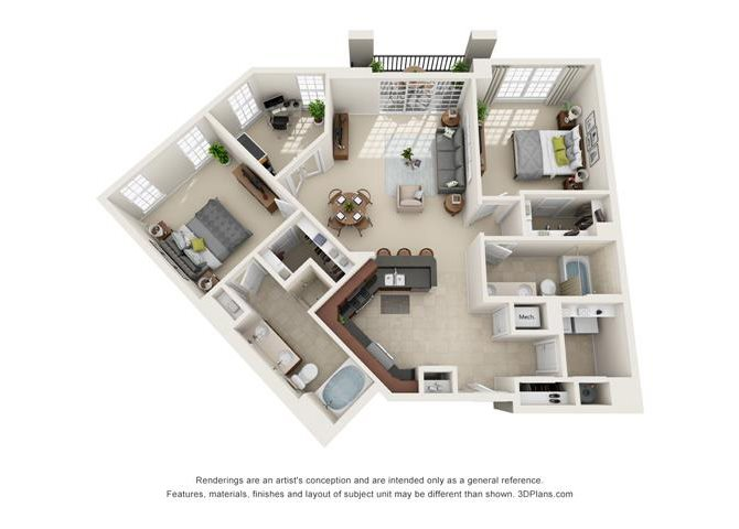 Kingston Floor Plan 7