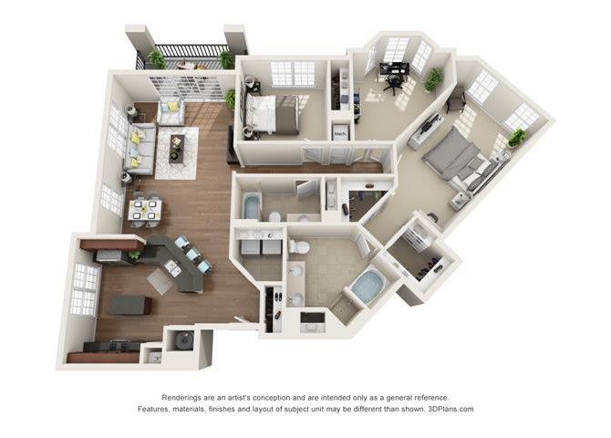 Monterrey Floor Plan 9
