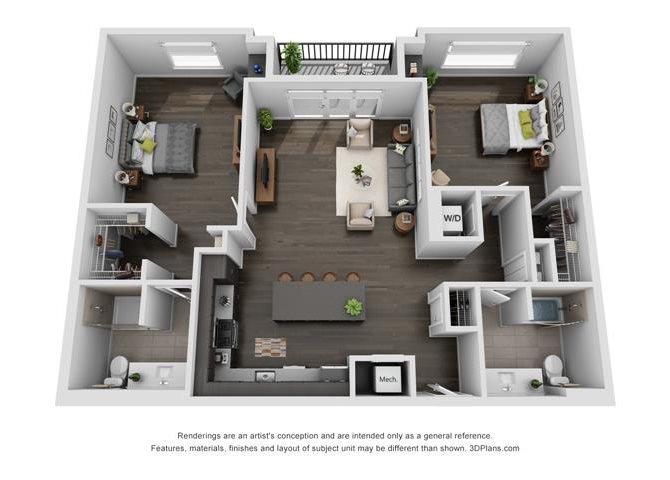 2F Floor Plan 12