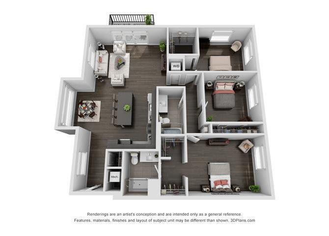 3C Floor Plan 15