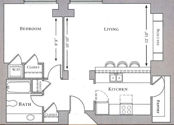 Minkoff Floor Plan 3