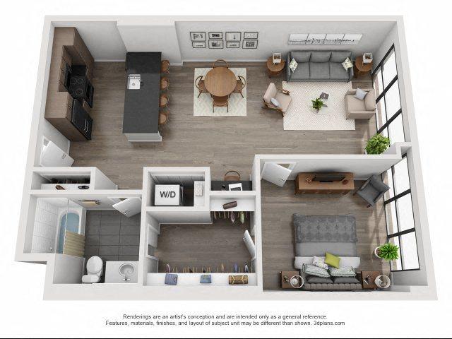 11-13 & 17-20 Floor Plan 5