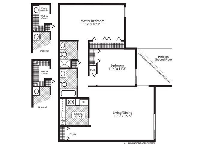 Hawthorne V Floor Plan 7