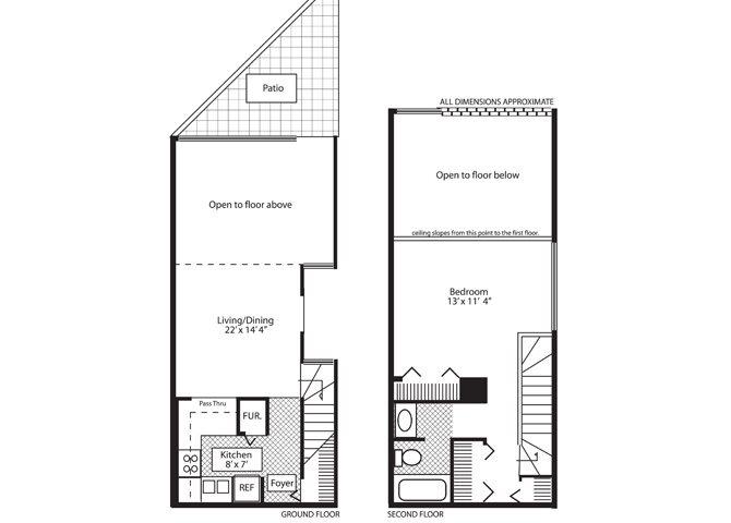 Mulberry Floor Plan 2