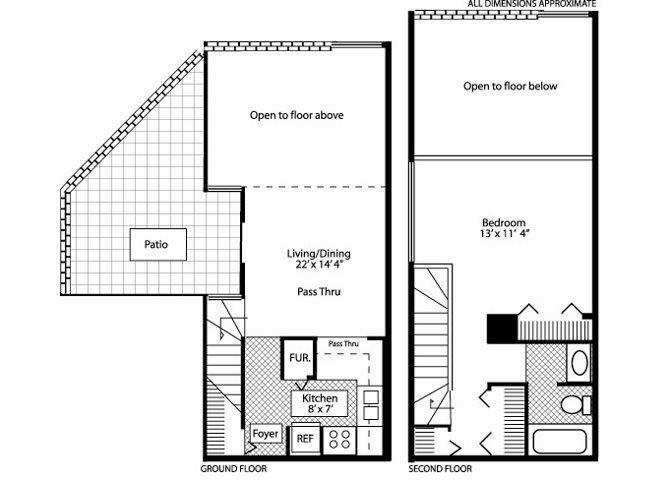 Willow Floor Plan 3