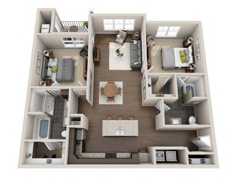 C3g Floor Plan 12