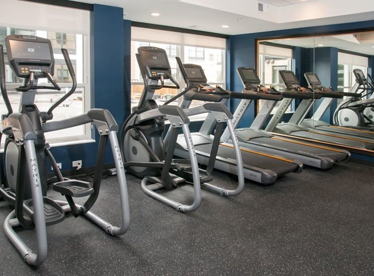 Health And Fitness Center Residences at 1700 Fitness Center Yoga Studio